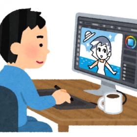 イラスト制作(ロゴ、CGなど)